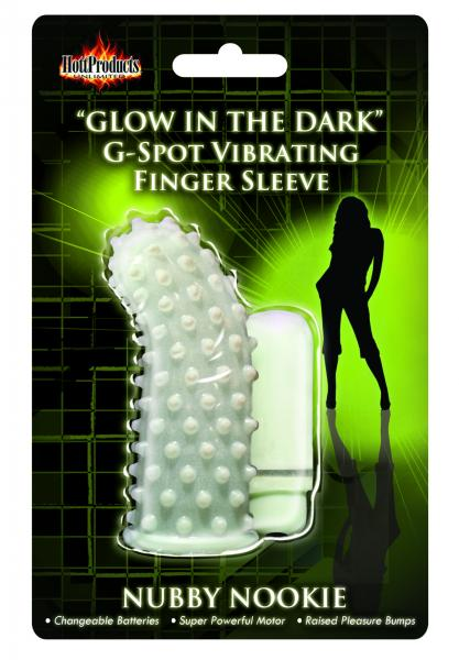 Finger Vibrator Nubby Nookie