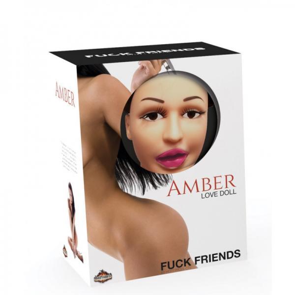 F*ck Friends Amber Love Doll