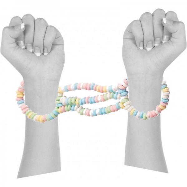 Sweet & Sexy Candy Cuffs