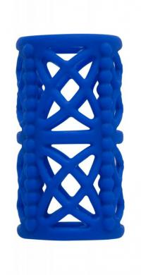 Simply Silicone Cage - Midnight Blue