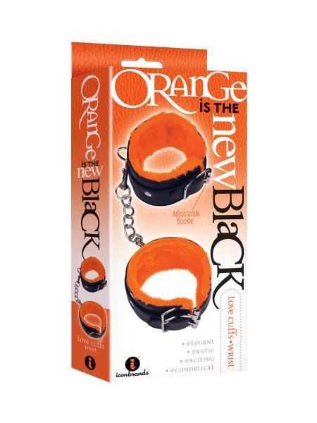 Orange Is The New Black Love Cuffs Wrist