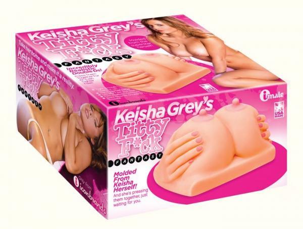 Keisha Grey's Titty F*ck Fantasy Beige