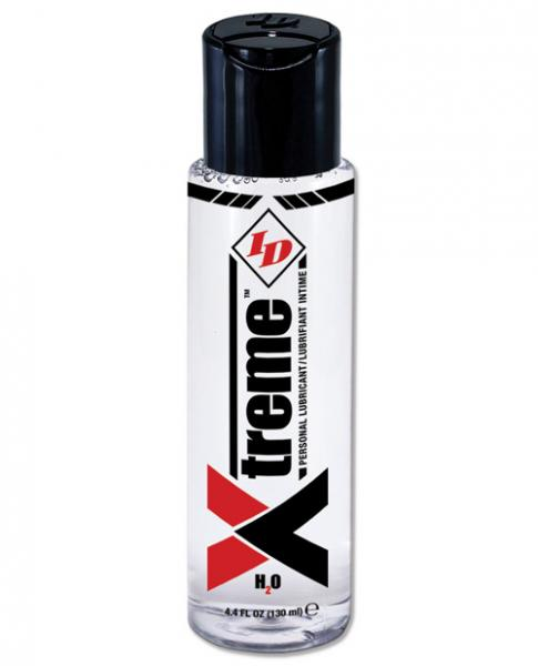 ID Xtreme Water Based Lubricant 4.4oz Bottle