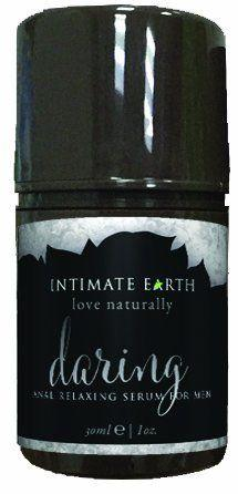 Intimate Earth Daring Anal Gel For Men 1oz