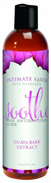 Intimate Earth Soothe Glide Anal Lubricant 4oz