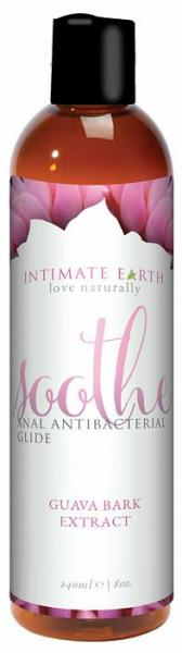 Intimate Earth Soothe Glide Anal Lubricant 8oz