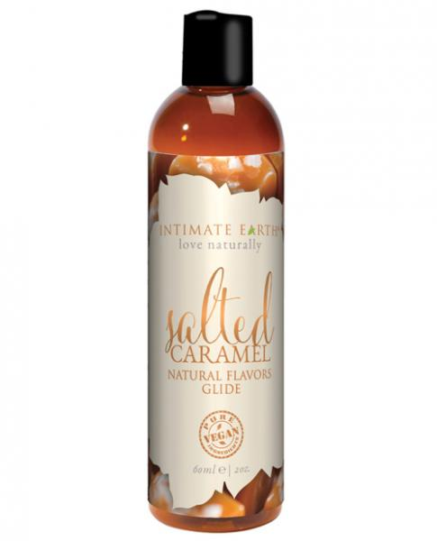 Intimate Earth Salted Caramel Glide 2oz
