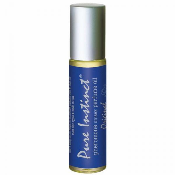 Pure Instinct Pheromones Unisex Perfume Roll On .34oz