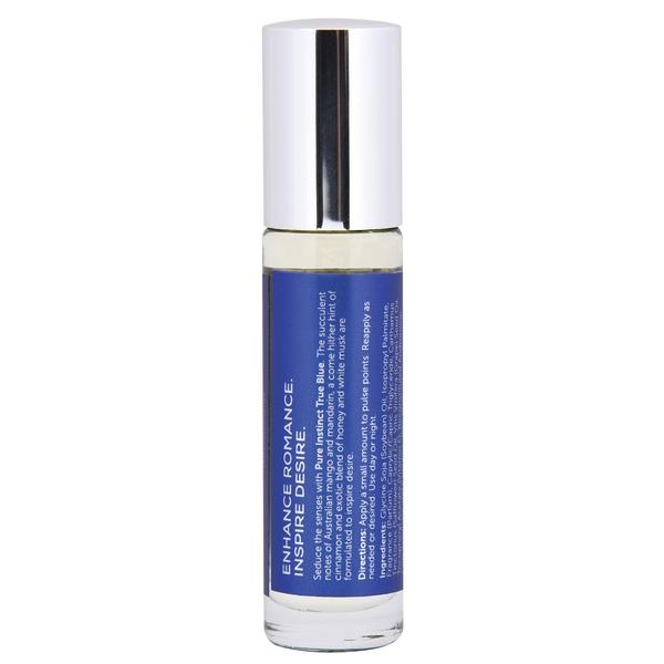 Pure Instinct Pheromone True Blue Fragrance Roll On .34oz