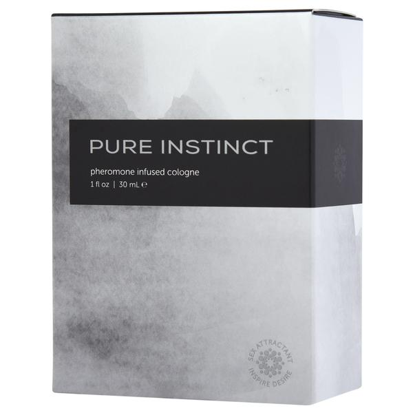Pure Instinct Pheromone Infused Cologne For Him 1oz