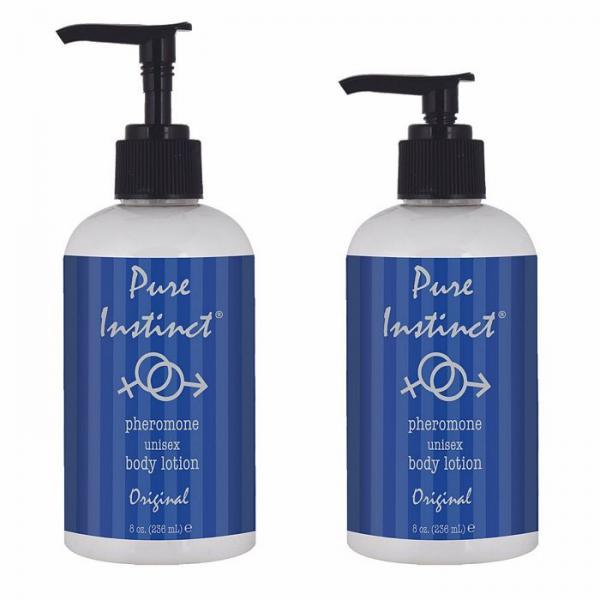 Pure Instinct Pheromone Unisex Body Lotion 8oz