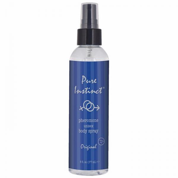 Pure Instinct Unisex Body Spray 6 fluid ounces