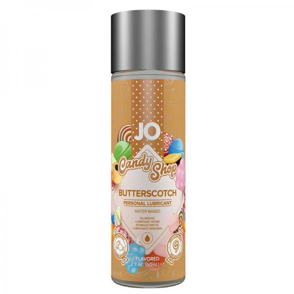 JO H2O Candy Shop Lubricant Butterscotch 2oz