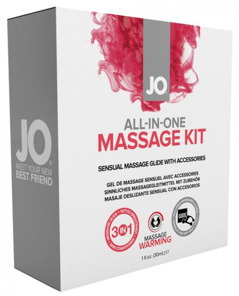 JO All In One Massage Gift Kit