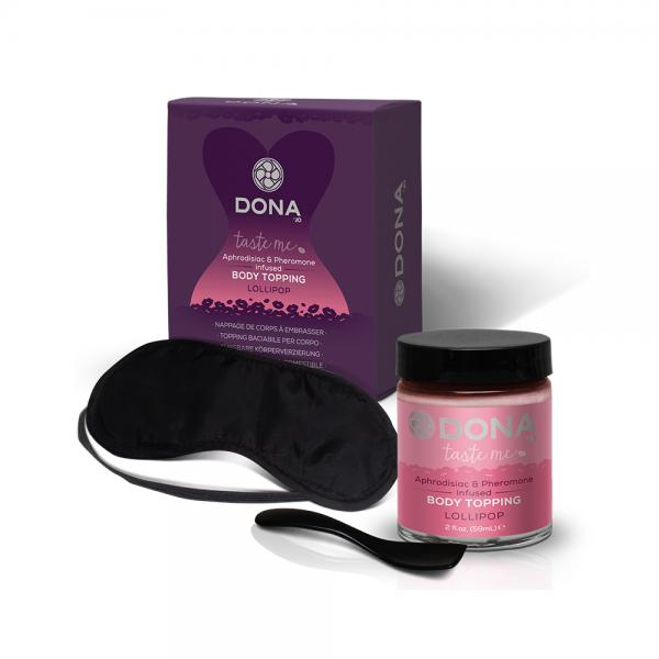 Dona Body Topping Lollypop 2oz