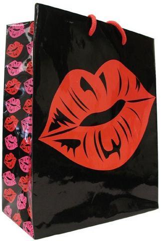 Lips Gift Bag