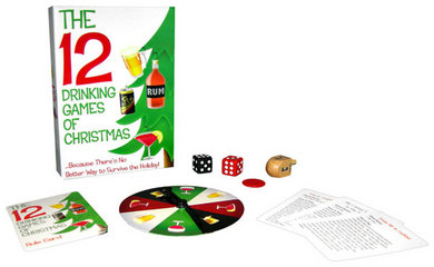 12 Drinking Games Of Christmas Extras KHEUR011