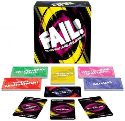 Fail Party Card Game