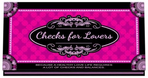 Checks For Lovers