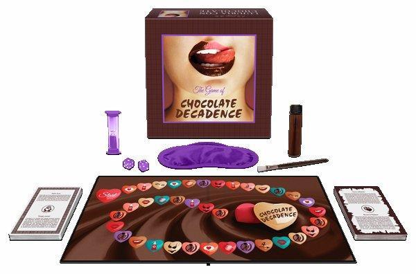 Chocolate Decadence Game