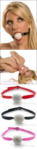 Jawbreaker Gag Red Strap