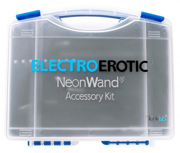 Neon Wand Electrode Accessory Kit - Purple