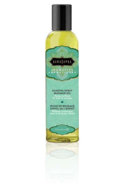 Aromatic Massage Oil Soaring Spirit 8oz