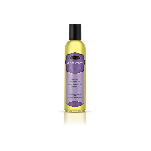Kama Sutra Aromatics Massage Oil Harmony Blend 2oz