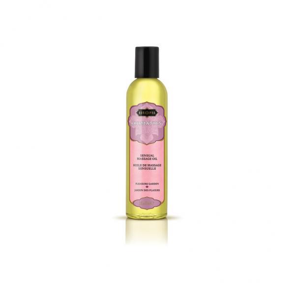 Kama Sutra Aromatics Massage Oil Pleasure Garden 2oz