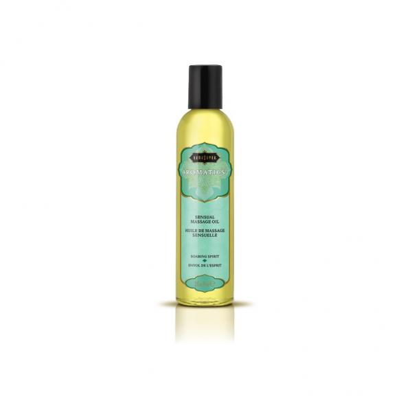Kama Sutra Aromatics Massage Oil Soaring Spirit 2oz