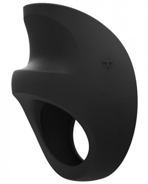 Pino Black Cock Ring