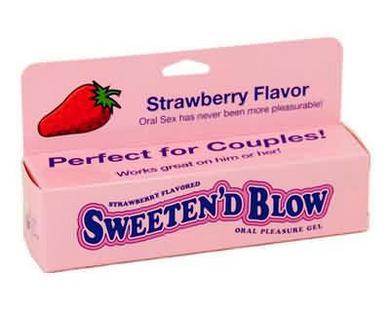 Sweeten D Blow Strawberry