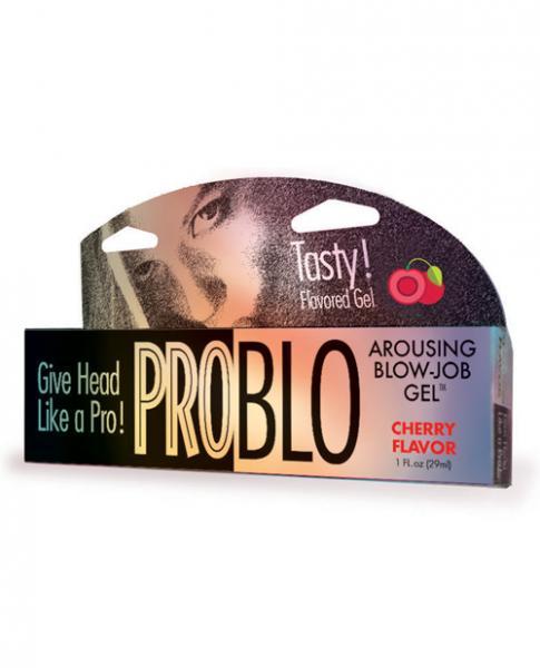 Problo Oral Pleasure Gel Cherry 1oz