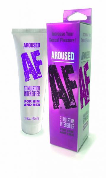 Aroused AF Stimulation Cream 1.5 ounces