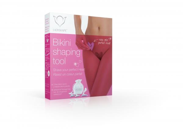 Lady Shape Heart Bikini Shaping Tool