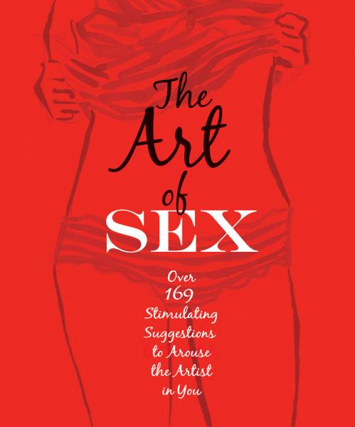 Art Of Sex Book by Tom Slaughter Extras MPE0076