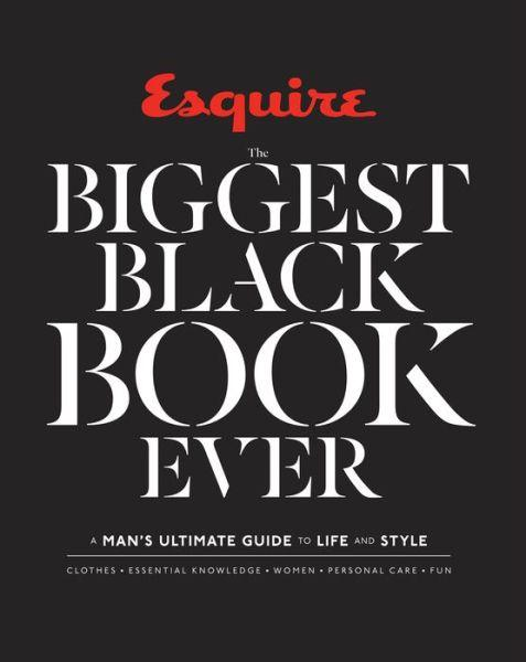 Biggest Black Book Ever Man's Guide Extras MPE1843