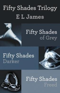 Fifty Shades Trilogy Paperback Box Set Extras MPE4044