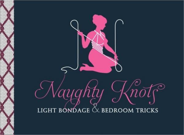 Naughty Knots Light Bondage Book by Potter Style