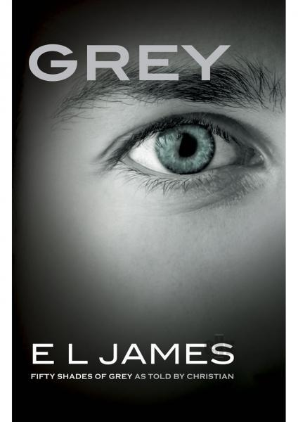 Grey As Told By Christian Book by EL James