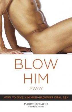 Blow Him Away Book by Marcy Michaels Extras MPE6561