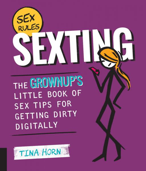 Sexting Book by Tina Horn