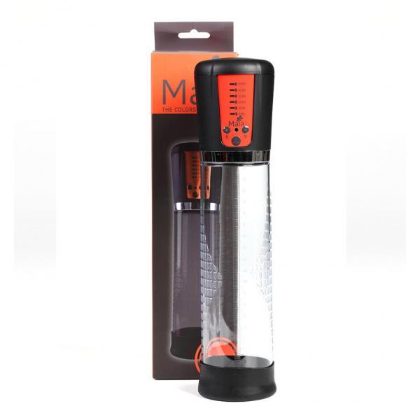Jackson USB Rechargeable Penis Vacuum Pump