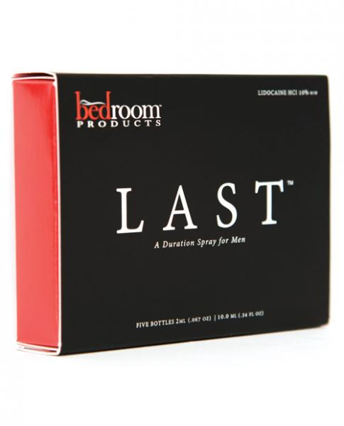 Last Duration Spray For Men 5 Count Box