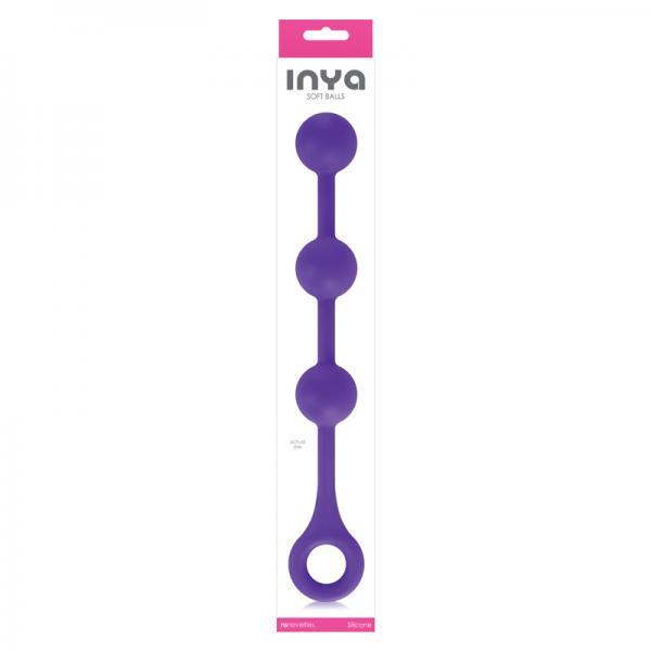 Inya Soft Balls Purple