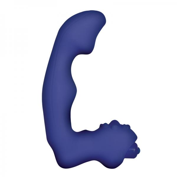 Renegade Vibrating Prostate Massager 1 Blue