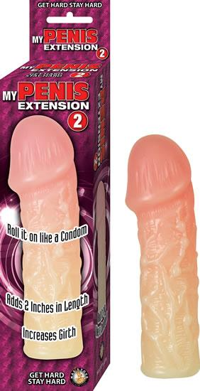 My Penis Extension 2 inches Beige