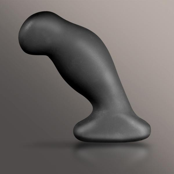 Silo Gentleman's Butt Plug Black