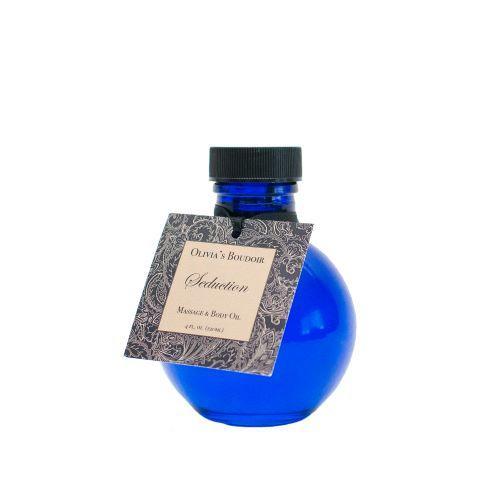 Olivia's Boudoir Massage Oil Seduction 4 fluid ounces