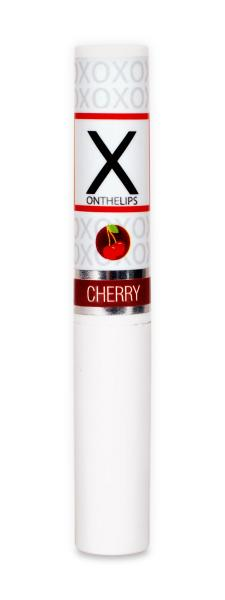 X On The Lips Electric Cherry Lip Balm